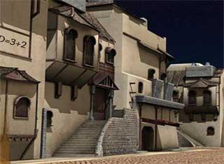 Juegos de Escape - Desert City Escape