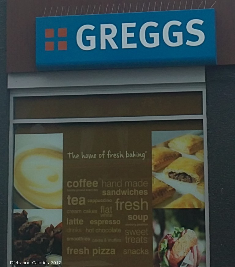 Diets And Calories 9 Of The Highest Calorie Foods At Greggs Bakery