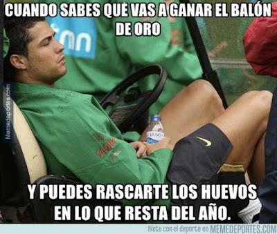 Cristiano rumbo al Balón de Oro 2017