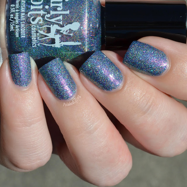 outdoor nail polish swatch