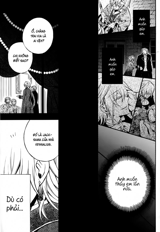 Pandora Hearts chương 066 - retrace - lxvi jack trang 31