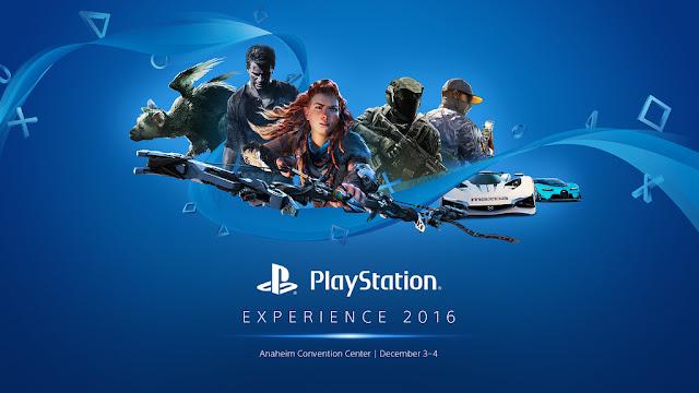 Desvelados juegos y plantel para la PlayStation Experience