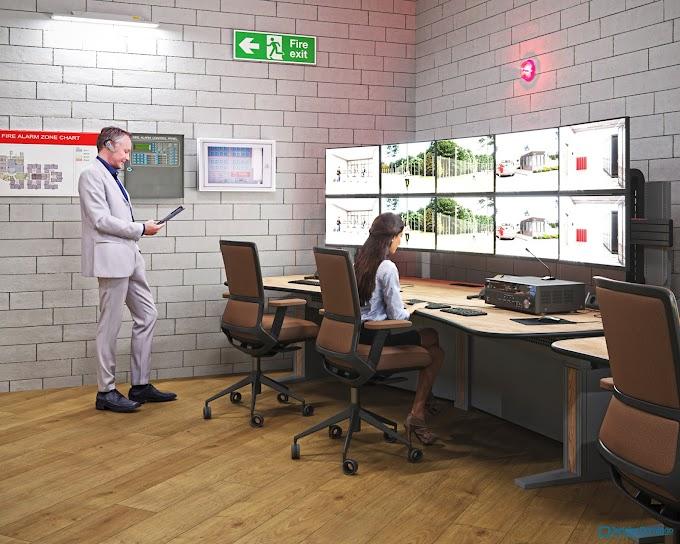 3D Site Plan Close Ups - Interior Level Views