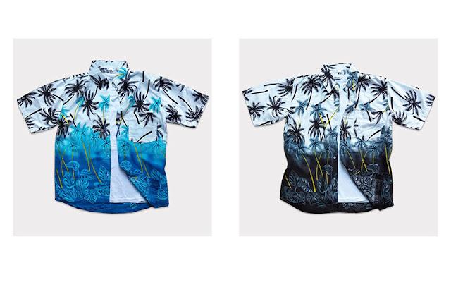 Baju Kemeja Pantai Bali