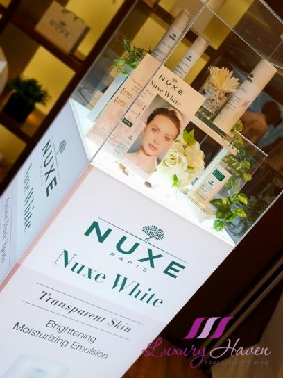 bellabox backstage beauty blogger event nuxe paris reviews