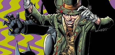 mad hatter dc comics batman villain