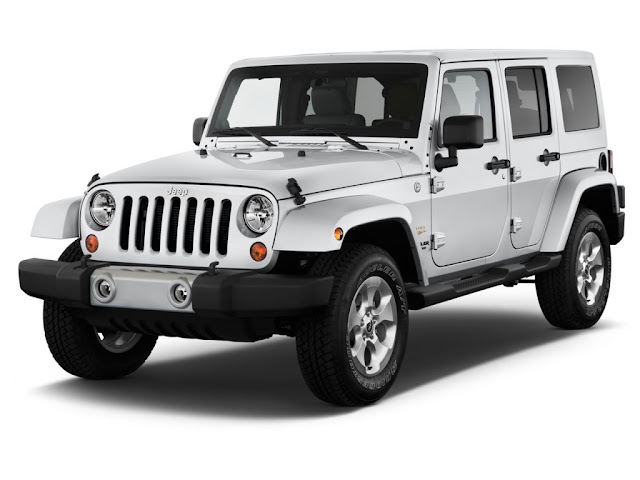 2016 Jeep Wrangler Unlimited Soft Top