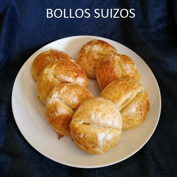 Bollos suizos