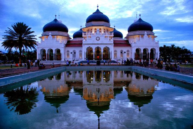 Masjid Raya Baiturrahman, Banda Aceh
