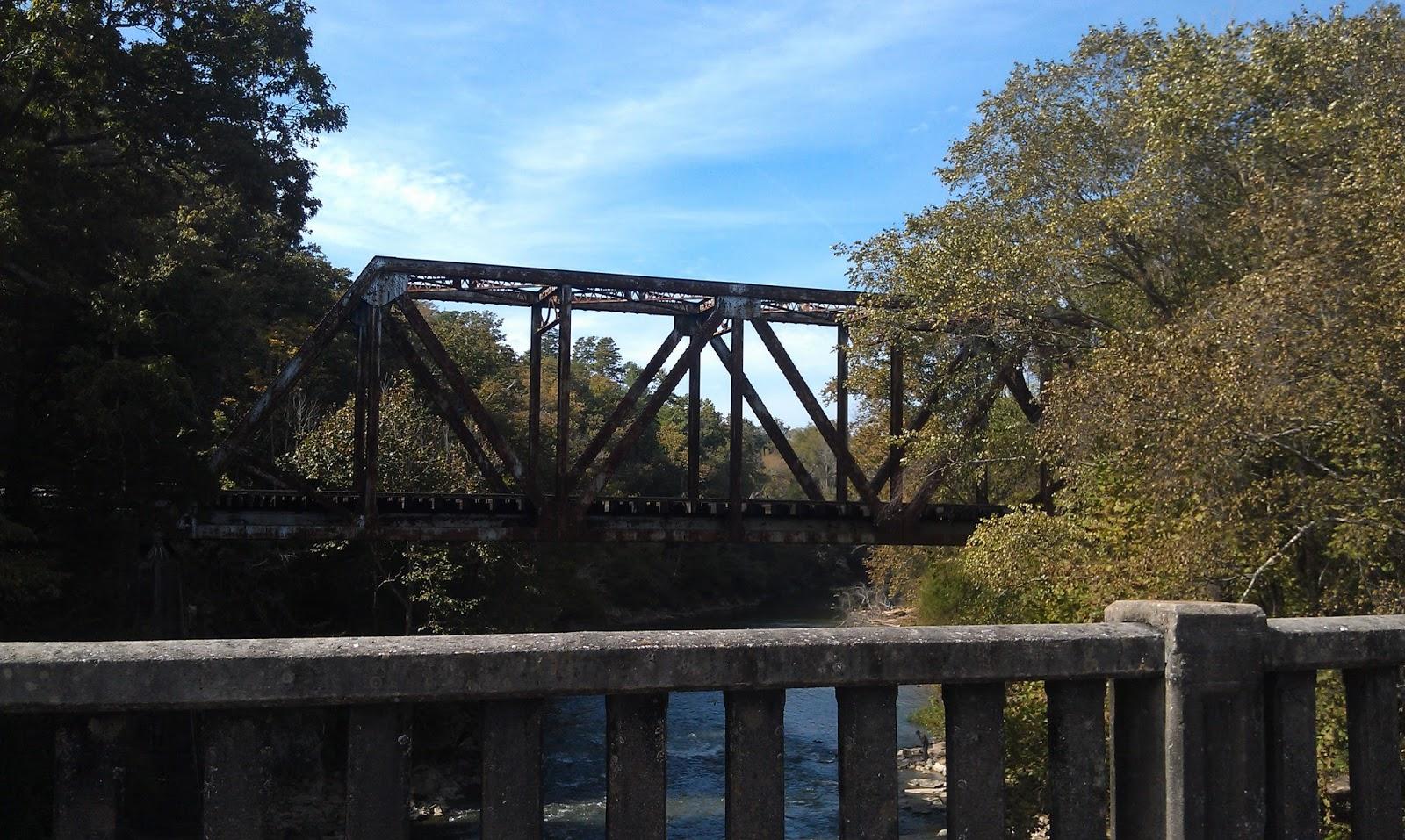 Life Along The Coosawattee River January 2014