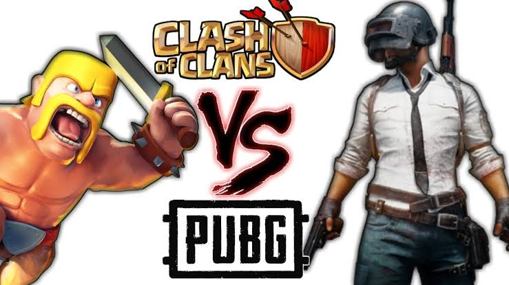 Pubg vs COC Who is best in 2019?