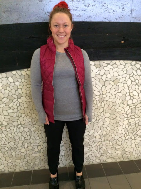 lululemon down-for-a-run-vest berry