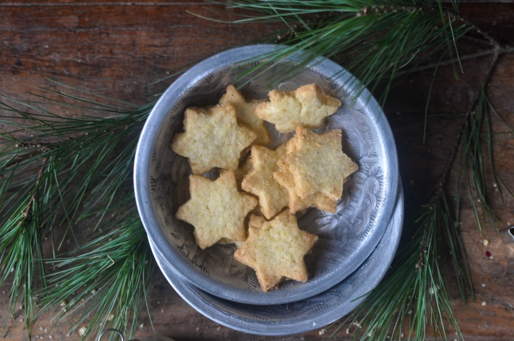 traditional Butter Cookies from Germany, gluten free