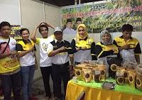 Relawan Ini Sosialisasikan NH-Aziz Hingga ke Pulau Terluar Sulsel