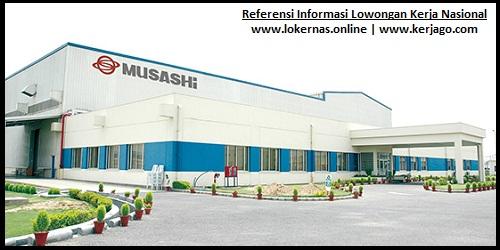 Info Kerja di PT Musashi Autopart Indonesia Cikarang (Lulusan SMA/SMK/Setara)