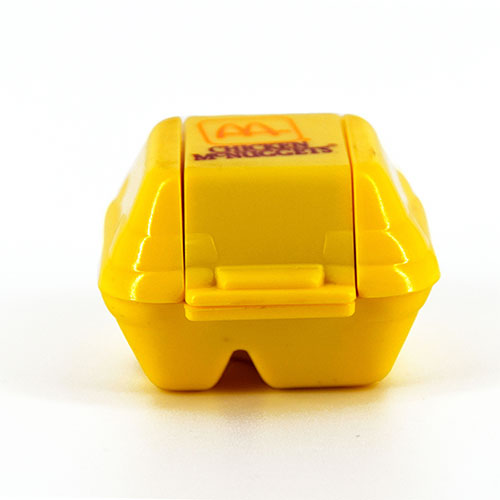 McTransformers 1987 Chicken McNuggets Robot 1