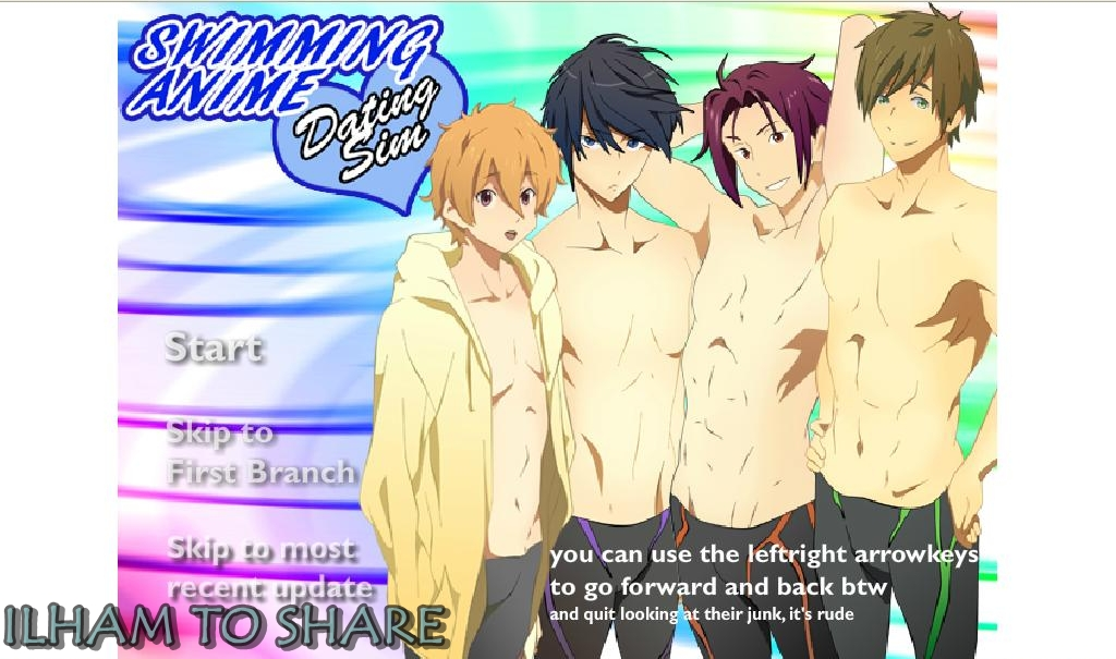 anime dating sim games for boys download