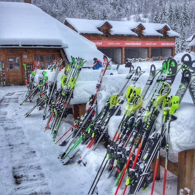 колашин, жаюляк, горыне лыжи, ски-пасс, горнолыжные курорты в Европе