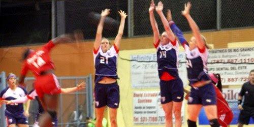 Amistosos Estados Unidos vs Puerto Rico | Mundo Handball