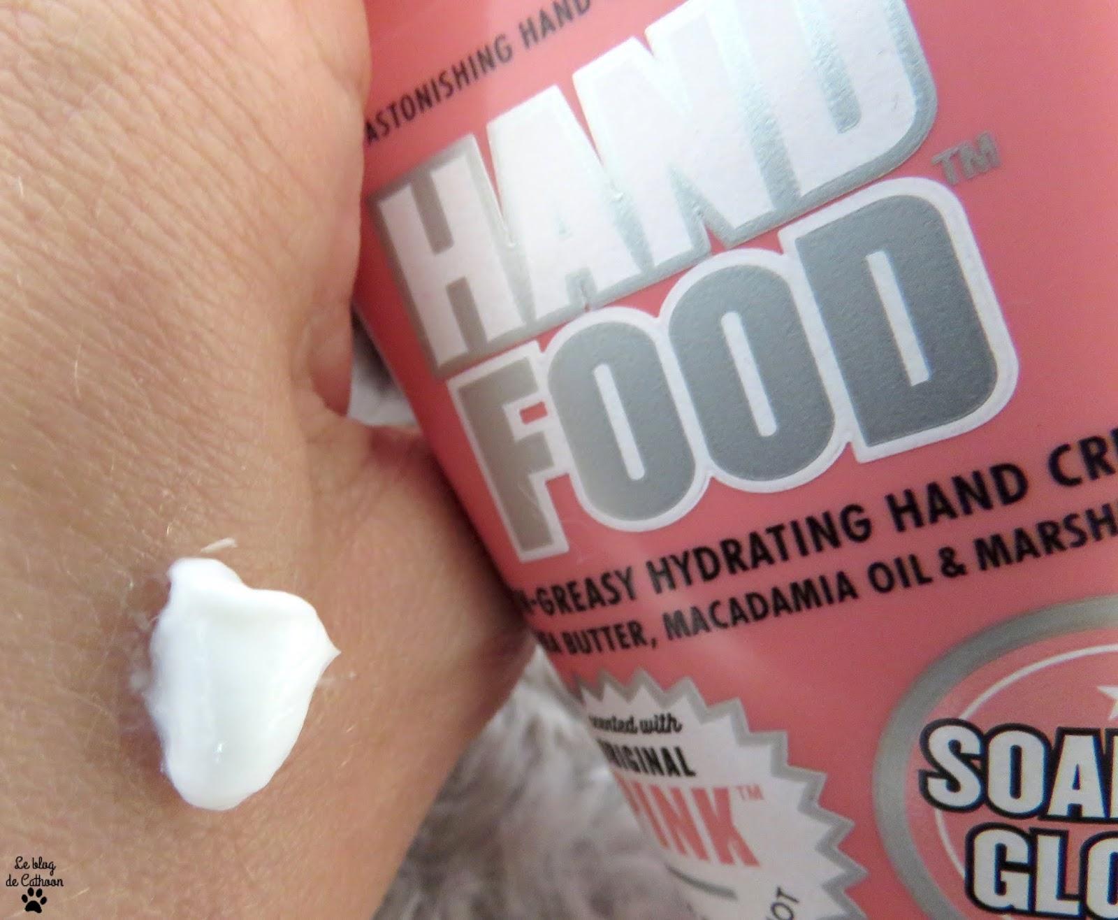 Hand Food - Crème pour les mains