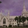 Gereja St. Andrew's Cathedral ini juga punya daya tarik sendiri sebagai objek wisata religi.
