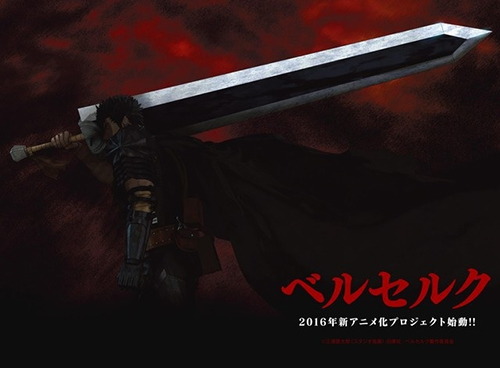 Berserk Torrent - HDTV