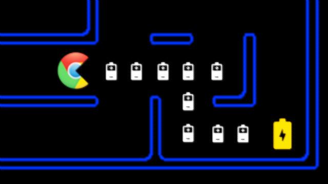 حل مشكل إستنزاف جوجل كروم لبطارية الحاسوب المحمول