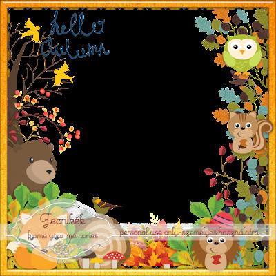 ~~ Hello autumn!
