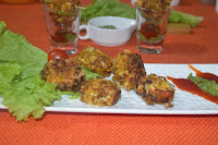 Crispy Paneer (Cottage Cheese)