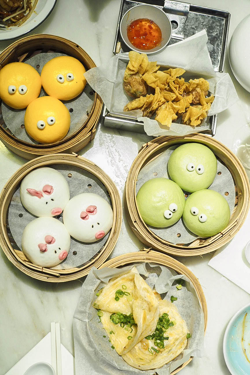 Yum Cha dim sum, Hong Kong
