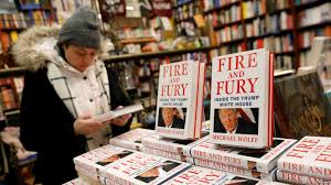 Trump's 'Fire and Fury' book