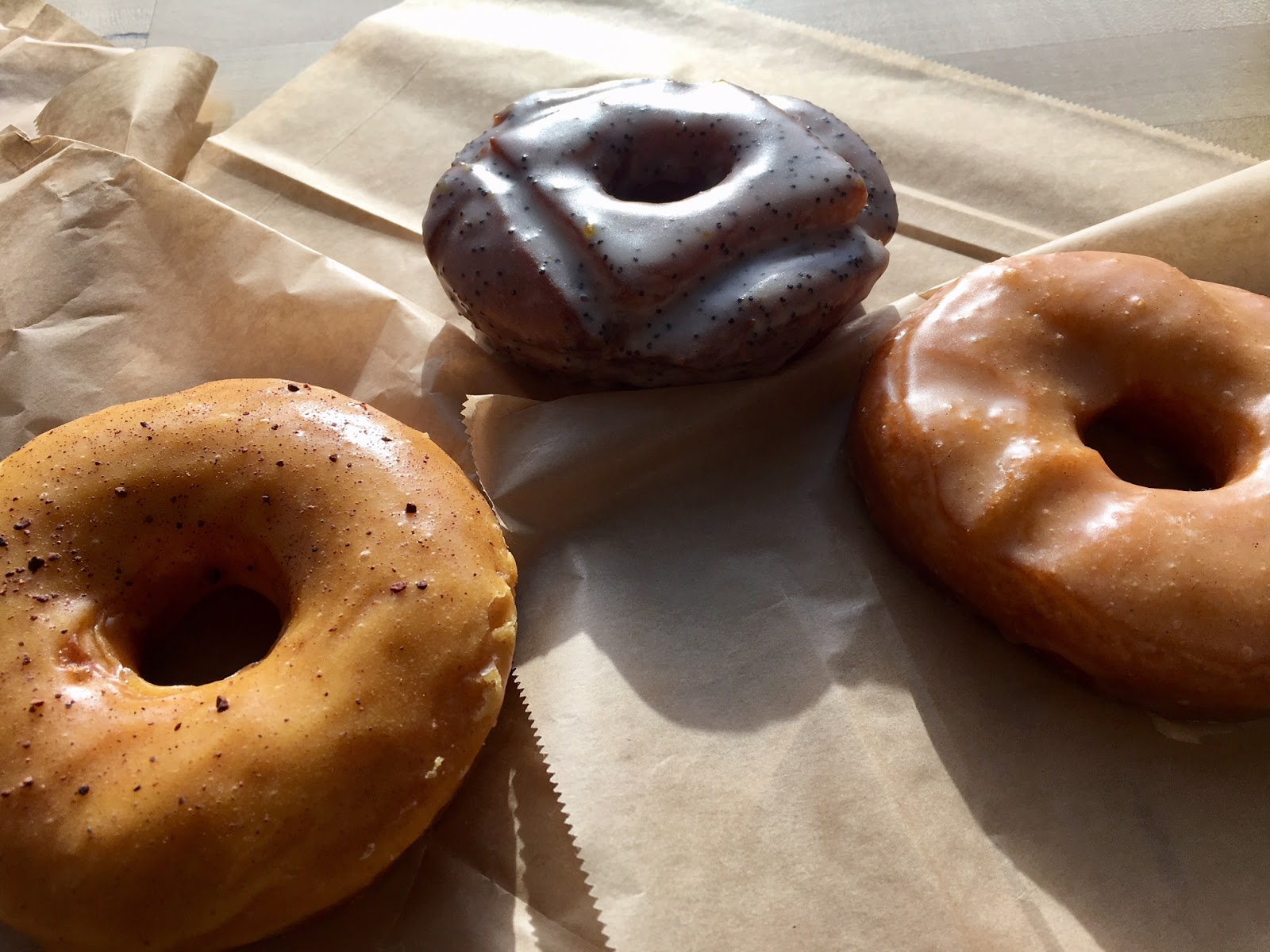 Blue Star Donut Downtown Portland