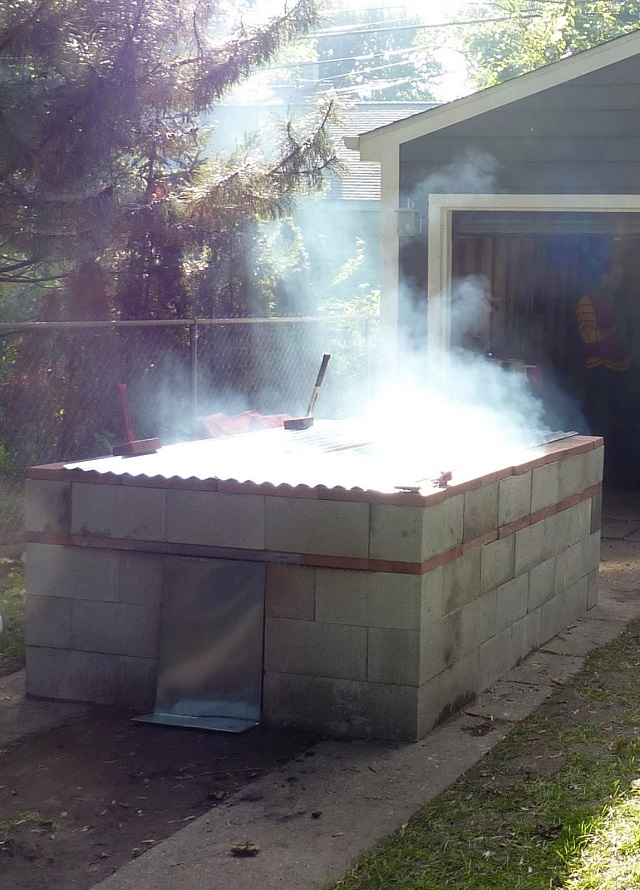 The Easy Cheap Way To Build A Bbq Pit Home Decor