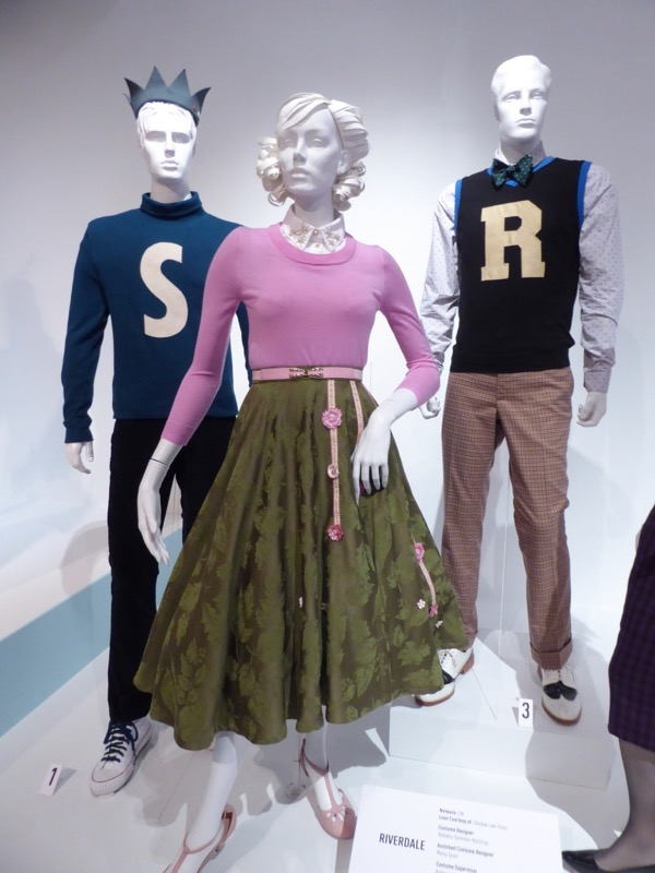 Riverdale TV costumes