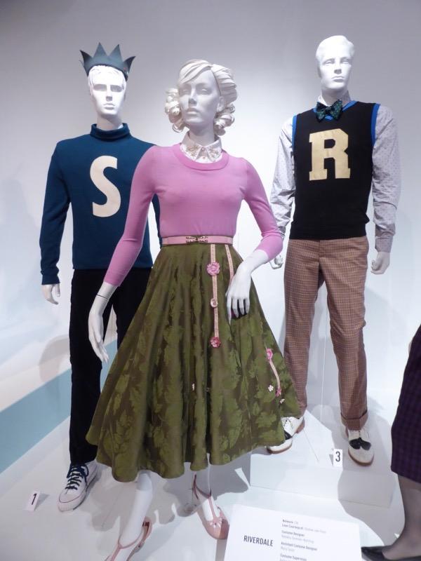 Riverdale TV costumes
