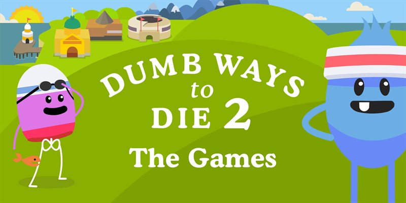Game Dumb Ways To Die 2