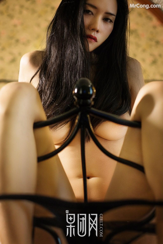 Image GIRLT-No.071-EMILY-MrCong.com-024 in post GIRLT No.071: Người mẫu EMILY (54 ảnh)