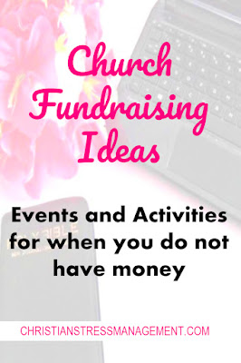 Church Fundraising Ideas: Events and activities for when you do not have money