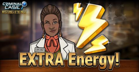 Criminal Case Mysteries Of The Past 👮 Free Energy