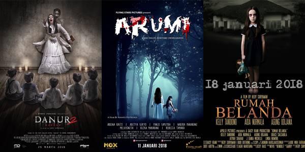 rekomendasi film horor indonesia 2018 terseram terbaik