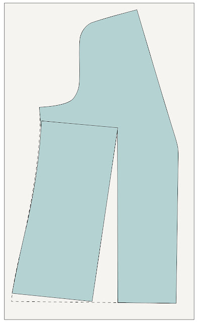 Full Belly Adjustment The Auden Cardigan Tutorial Series
