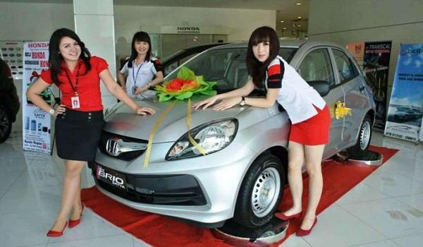 Mobil Honda Terlaris Jelang Akhir Tahun