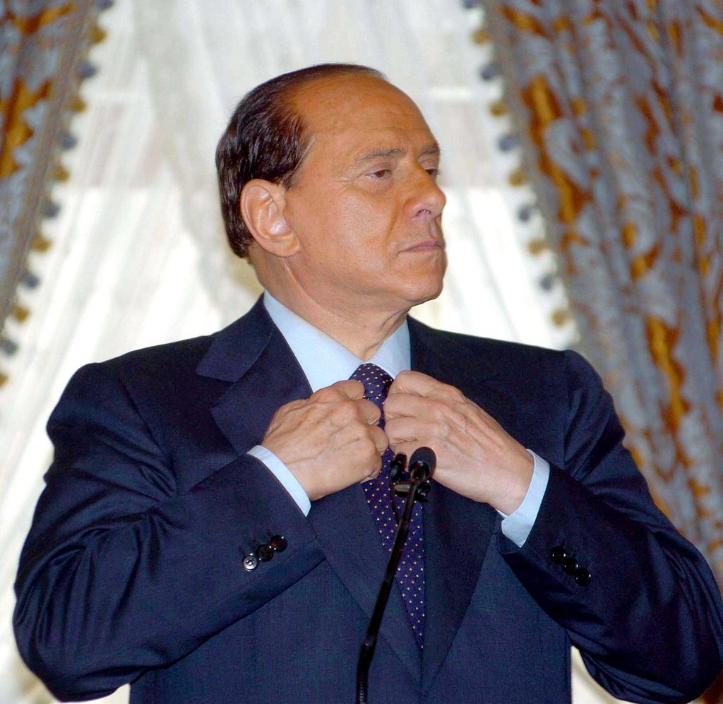 funhunger: Italian PM indicted in prostitution scandal