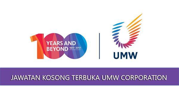 Jawatan Kosong di UMW Corporation