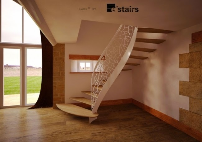 Staircase Designs Unique Stainless Steel Staircase Railng Modern | Modern Steel Staircase Design | Small House | Beautiful | Handrail | Solid Steel | Gallery