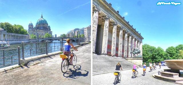Bike tour em Berlim
