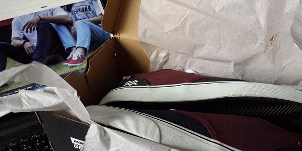 Unboxing Sepatu Geoff Max Original Produk dalam Negeri!