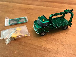 tomica limited vintage 5 year commemoration prize truck