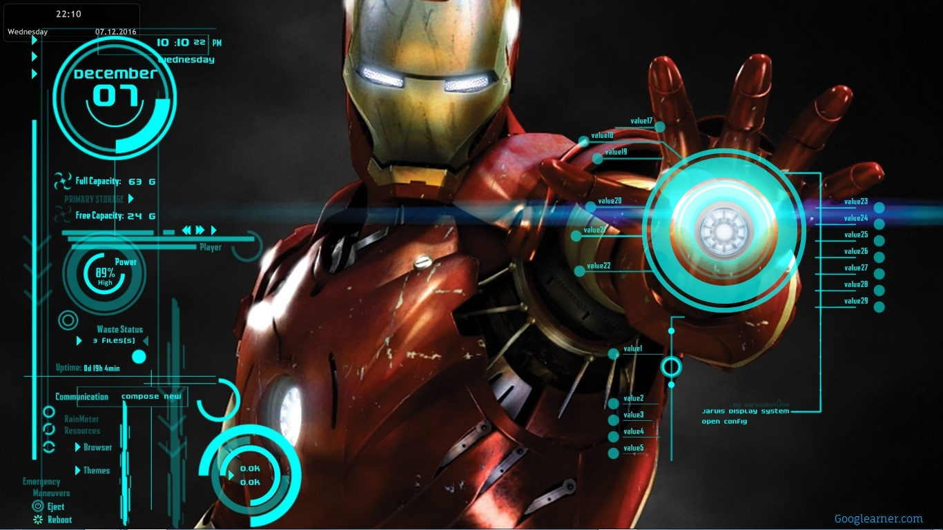 How to Install IronMan's Jarvis Software on Windows PC. Wow!