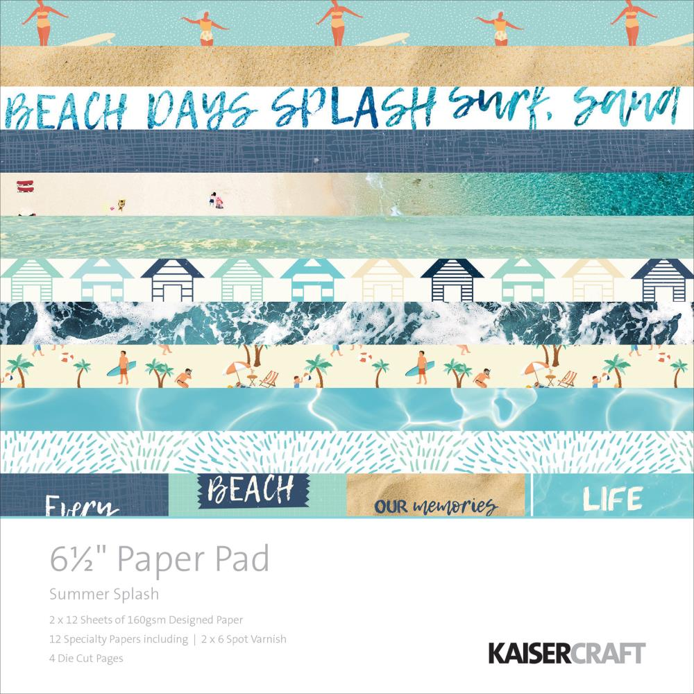 *NEU Kaisercraft Summer Splash